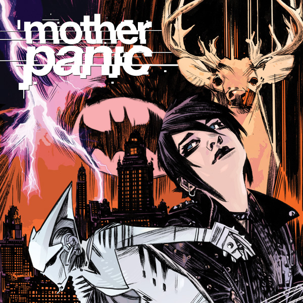 Mother Panic (2016-) (Issues) (7 Book Series)