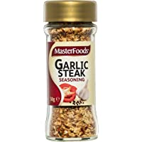 MasterFoods Garlic Steak Seasoning, 50g
