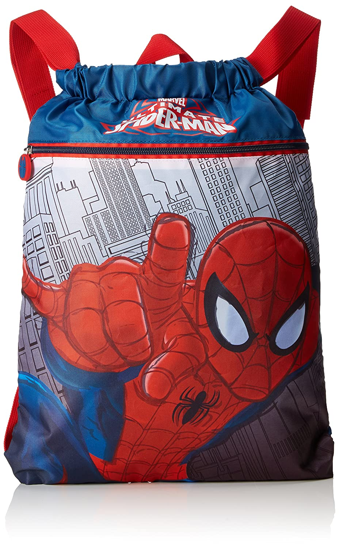 Artesanía Cerdá 2100001123 Spiderman Mochila Infantil, Color Rojo: Amazon.es: Equipaje