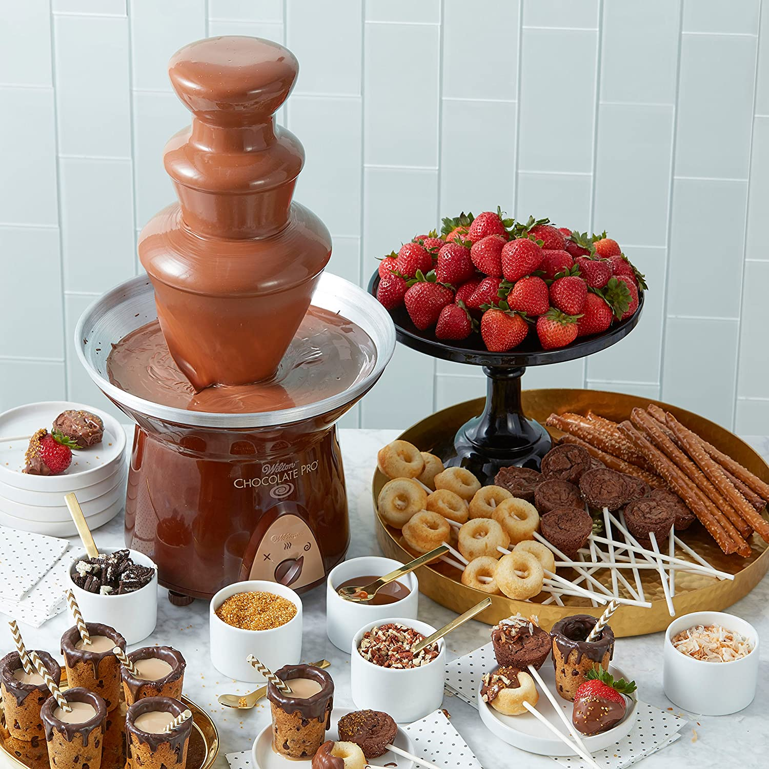 Wilton Chocolate Fountain ONLY...