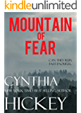 Mountain of Fear: clean romantic suspense (Overcoming Evil Book 3)