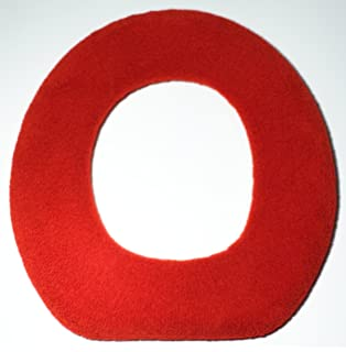 Toilet Seat Covers Red