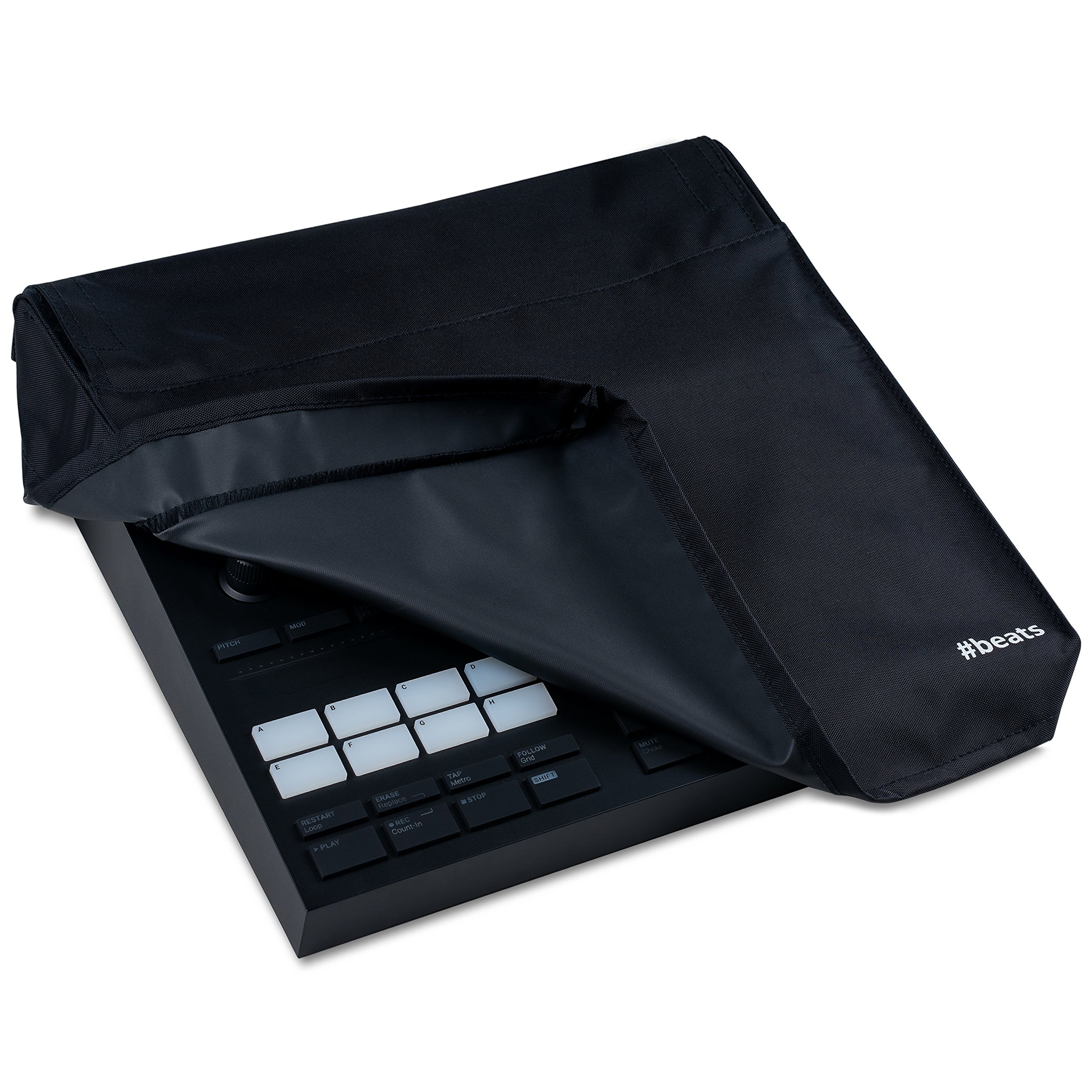 Sound Addicted - Dust Cover for Native Instruments Maschine MK3, Protect Your Maschine Against Dust, Liquids Spills or Scratches (WaterProof, Anti Static, Premium Nylon)