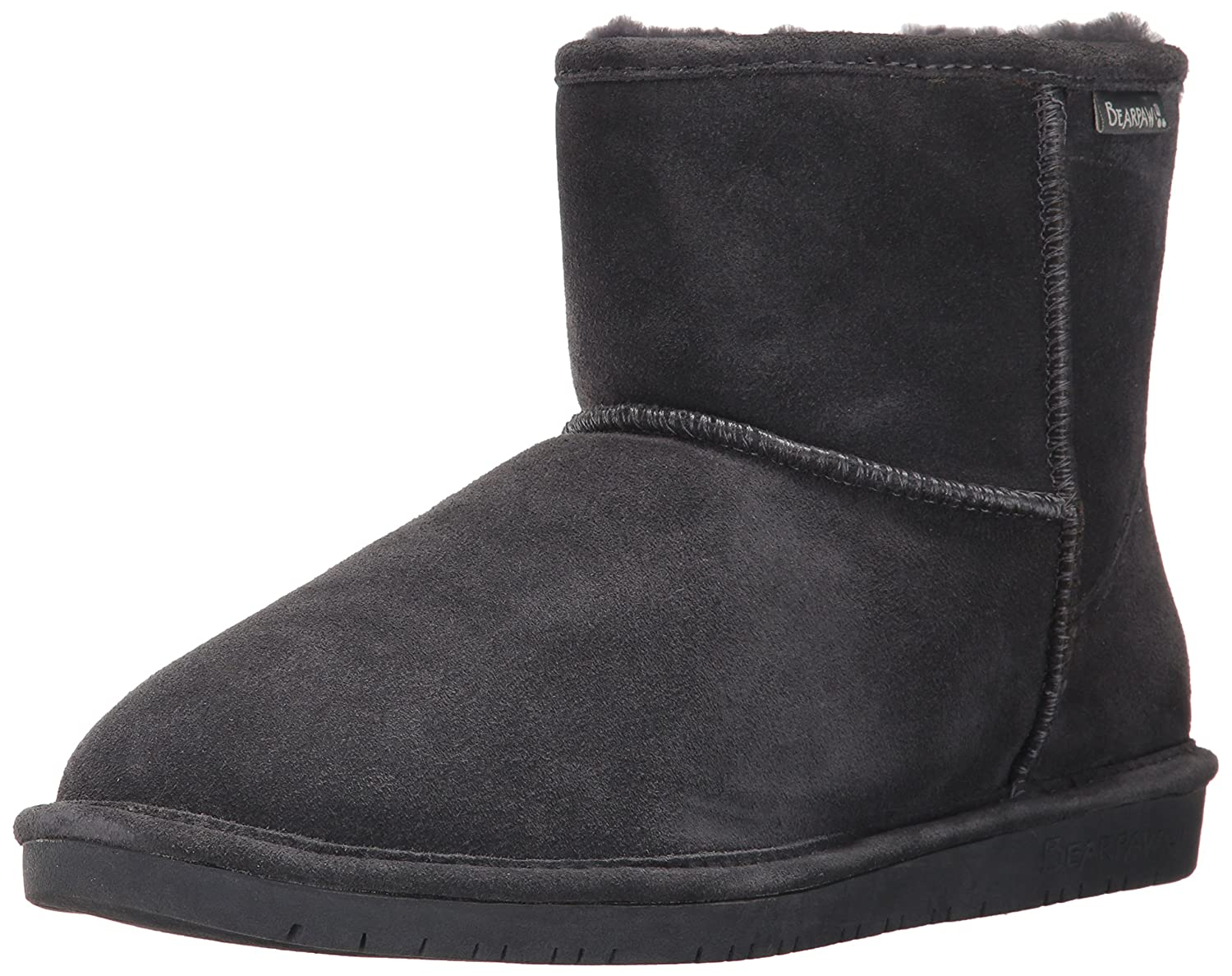 BEARPAW Demi Fashion Boot B00TE1LSBQ 10 B(M) US|Charcoal