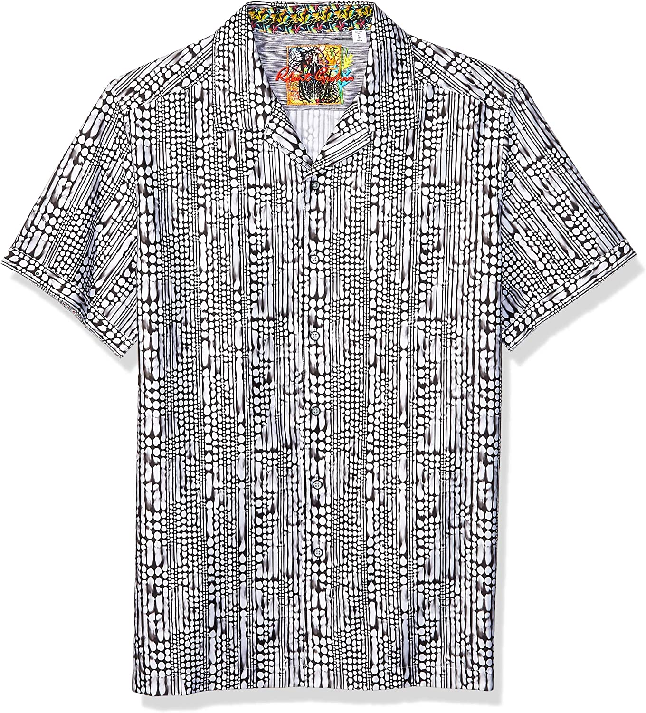 Robert Graham Mens Sip It L//S Woven Shirt
