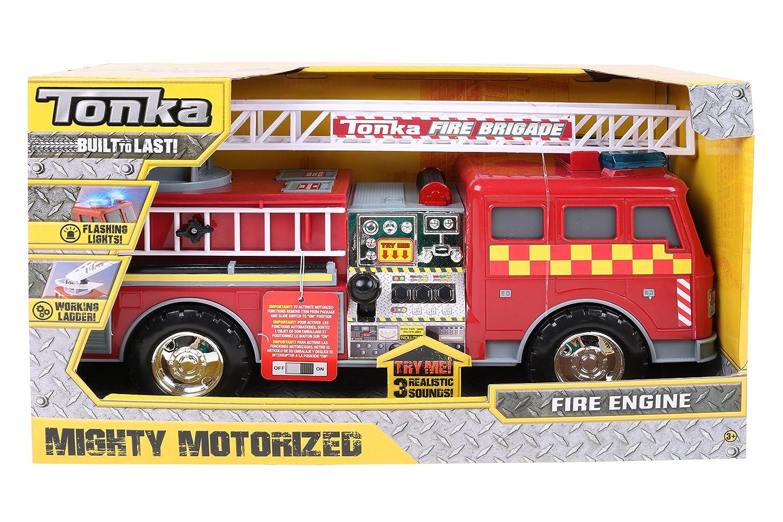 Tonka 07766/Mighty motoris/é UK Pompier Jouet