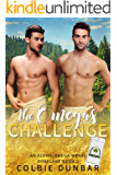 The Omega's Challenge: An Alpha/Omega Mpreg (Roselake Book 1)