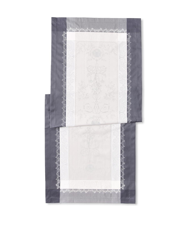 Garnier Thiebaut Tischläufer Bagatelle Flanelle 54 x 147 cm