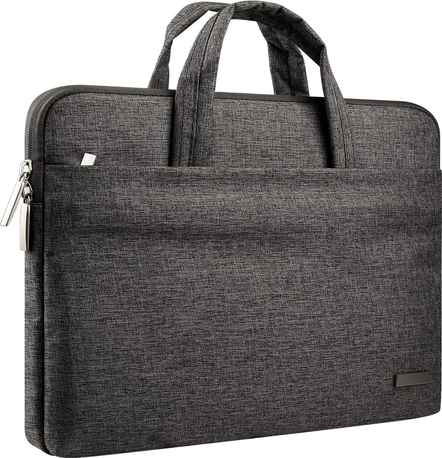 CCPK 13 14 Inch Laptop Sleeve Case Bag with Handle Waterproof Briefcase Compatible for 13.3