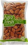 Agro Fresh Regular Almonds, 100g