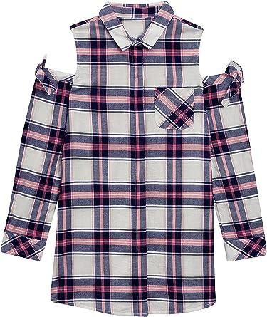 next Niñas Camisa De Cuadros (3-16 Años) Multicolor 16 Años: Amazon.es: Ropa y accesorios