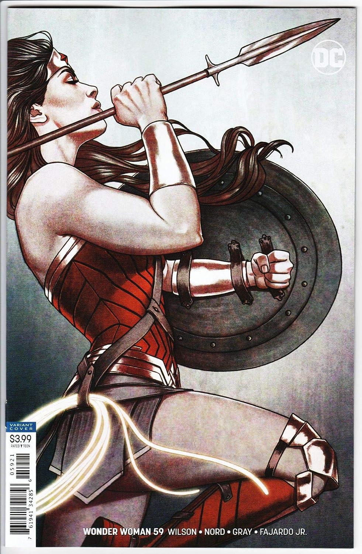 Wonder Woman #59 Variant Cvr (DC, 2018) NM