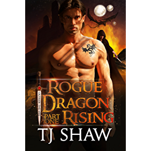 Rogue Dragon Rising, part one: Dragon Shifter Romance (Outside the Veil Book 1)