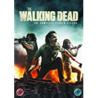 The Walking Dead Season 8 - Amazon.co.uk Exclusive [DVD] [2018]