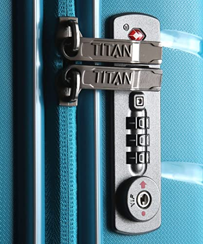 Titan Limit 21 Unbreakable International Spinner Aqua