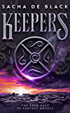 Keepers (The Eden East Novels Book 1)