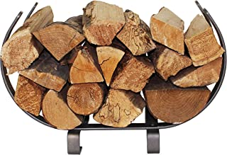 product image for Enclume LR32 HS Fireplace Log Rack, Small, Hammered Steel
