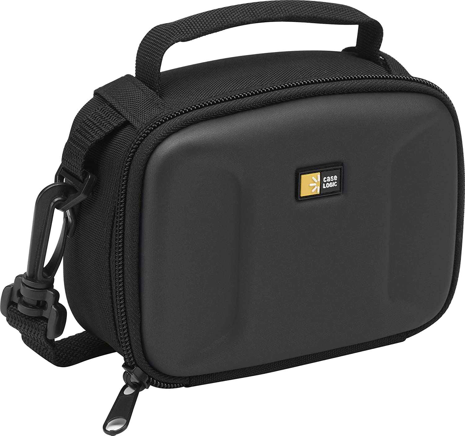 Black Case Logic MSEC-4 EVA Molded Camcorder Case