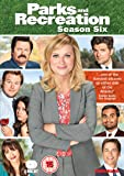 Parks & Recreation - Season Six (3 DVD set) *REGION 2 RELEASE* [Import anglais]