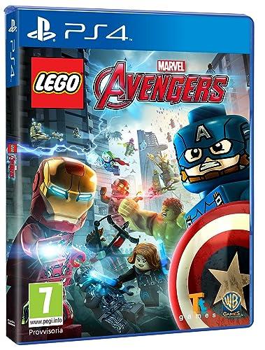big sale 01d85 09ac1 Lego Avengers - PlayStation 4: Warner Bros. Interactive ...