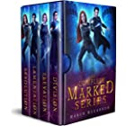 The Complete Marked Series: An Epic Fantasy Boxed Set (The Marked Series)