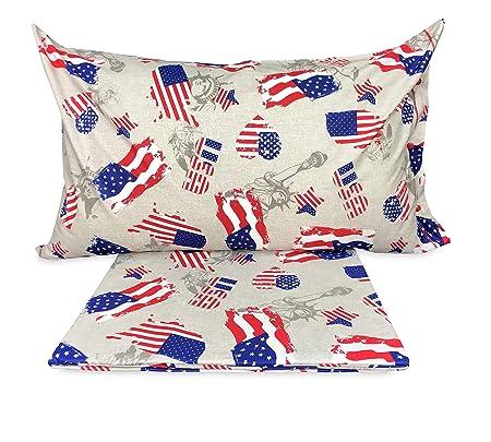 Copripiumino America.Tex Family Copripiumino Bandiera America Americana Dis Flag