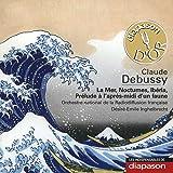 Debussy: La Mer, Nocturnes, Ibéria & Prélude à l'après-midi d'un faune(Les indispensables de Diapason)