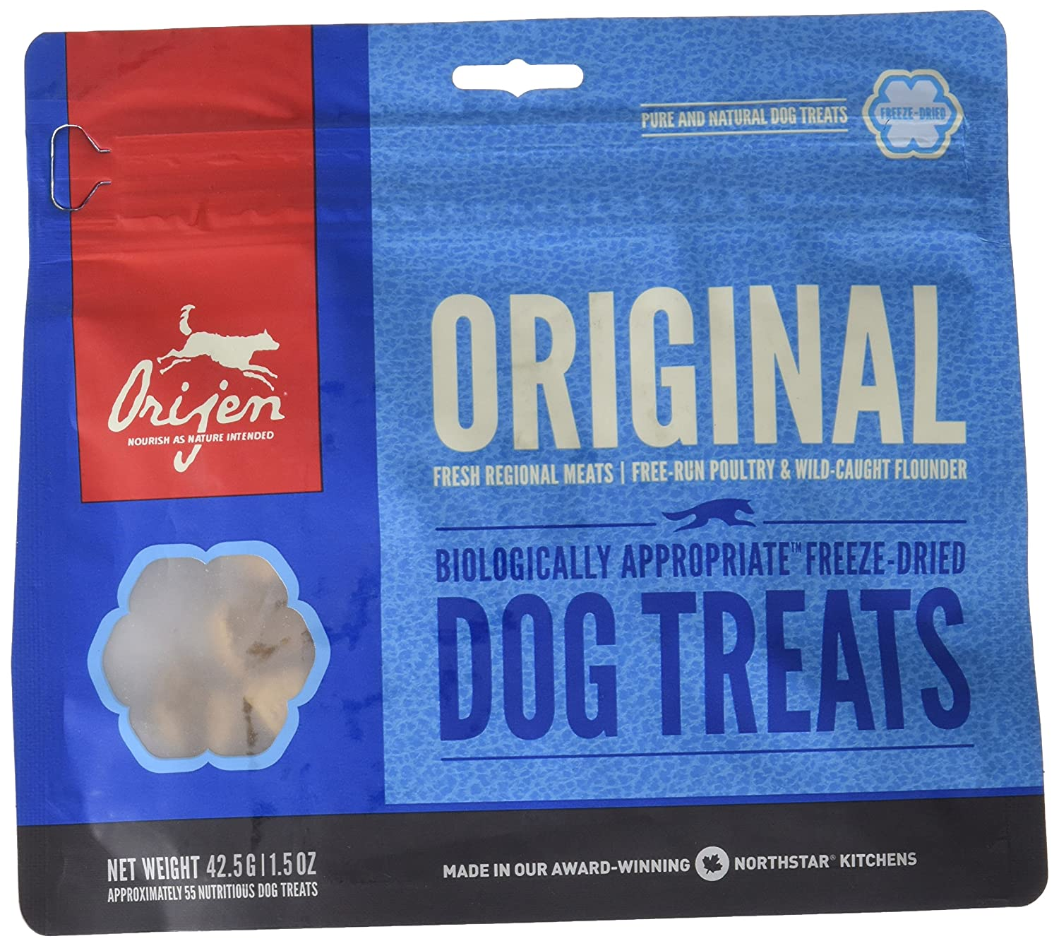 Orijen Original Chick Dog Treat, 42.5 g 58442