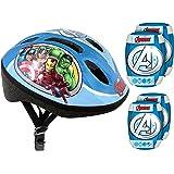 Los Vengadores - Bicicleta para niños de 5-8 años, 16