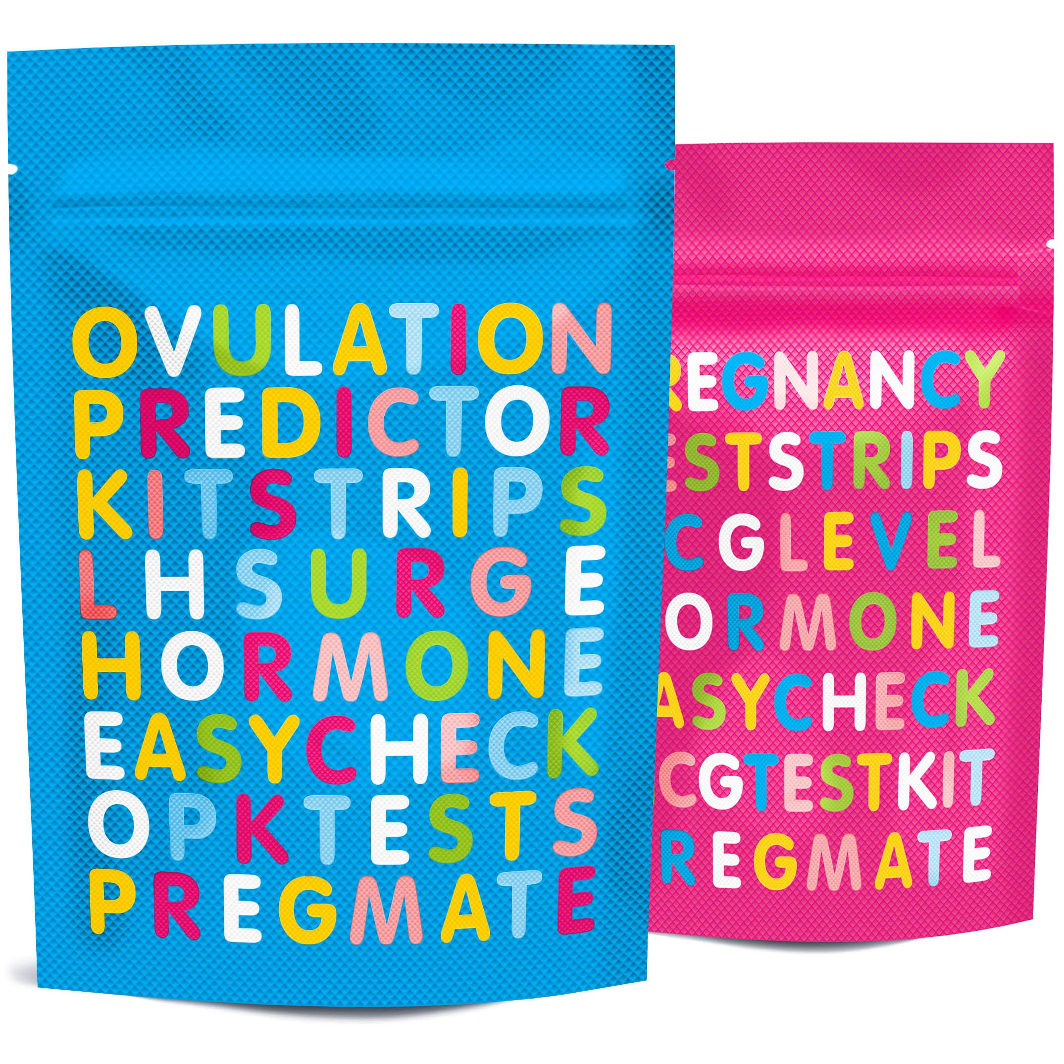 PREGMATE 100 Ovulation and 50 Pregnancy Test Strips Predictor Kit (100 LH + 50 HCG) by PREGMATE