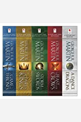 George R. R. Martin's A Game of Thrones 5-Book Boxed Set (Song of Ice and Fire Series): A Game of Thrones, A Clash of Kings, A Storm of Swords, A Feast for Crows, and A Dance with Dragons Kindle Edition