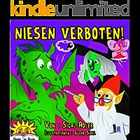 "Kinderbuch"": Niesen Verboten"" (german kids books, Kinderbücher deutsch, Kinderbuch deutsch-german children's books) (German Bedtime Collection) (German ... (Kinderbuch- Children's ebook in German 3)"