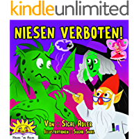 "Kinderbuch"": Niesen Verboten"" (german kids books, Kinderbücher deutsch, Kinderbuch deutsch-german children's books…"