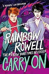Carry On (Simon Snow Series Book 1) Kindle Edition