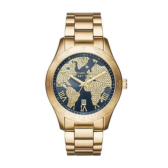 Amazon.com: Michael Kors Ladies Analog Sport Quartz Watch (Imported) MK6243: Watches