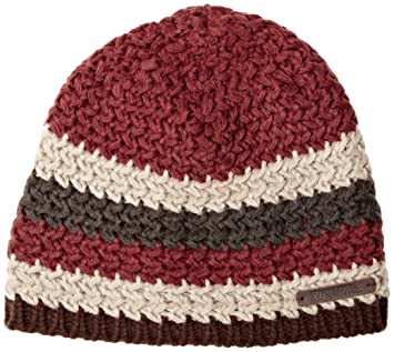 699c80b04a3 RIP CURL Wet Sand Beanie Men s Hat Cordovan One Size  Amazon.co.uk ...