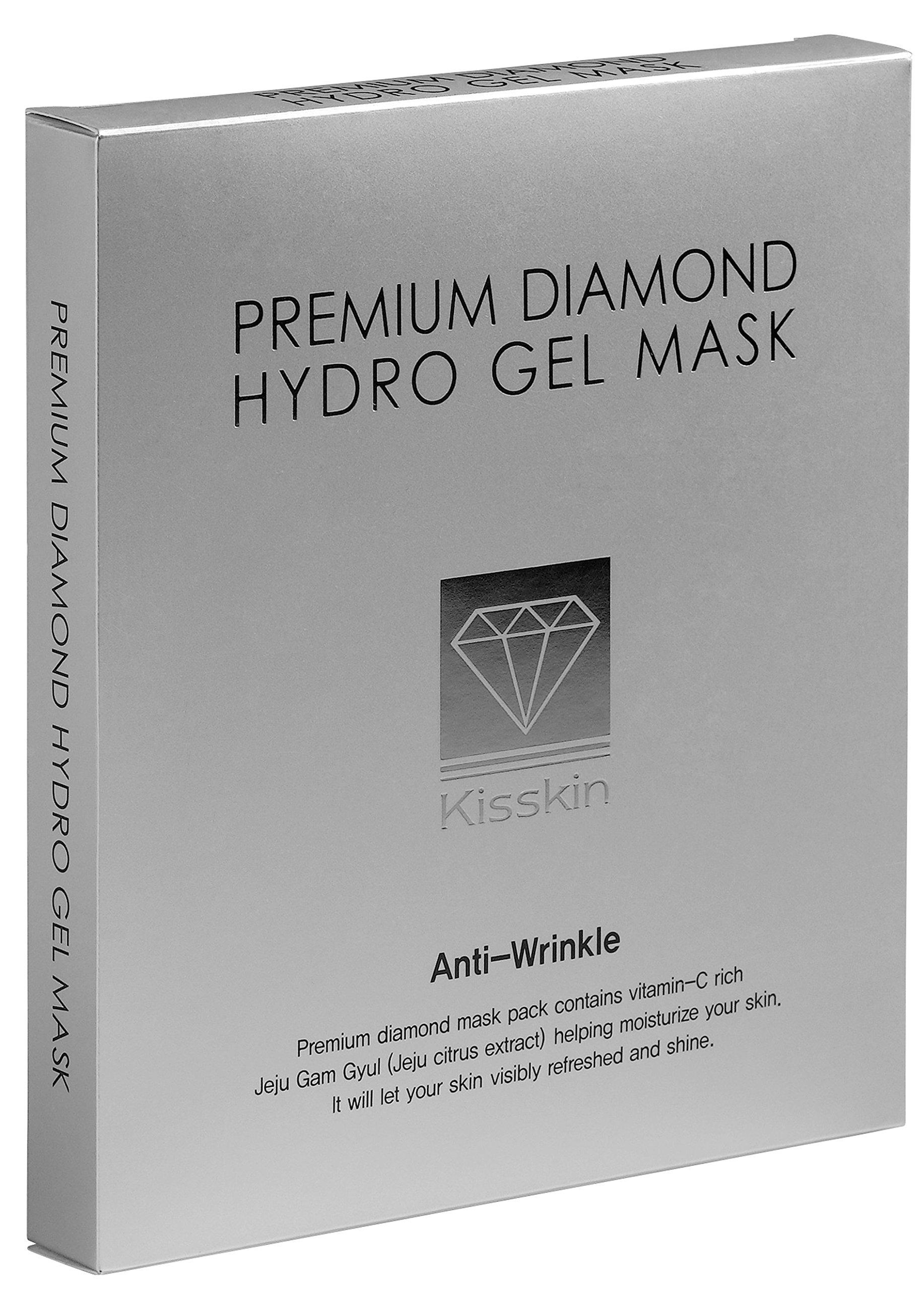 Facelift Plant Stem Cell Anti Aging Facial Mask With Secret Key Nature Recipe Pack Tea Tree 20g 3pcs Kisskin Korean Face