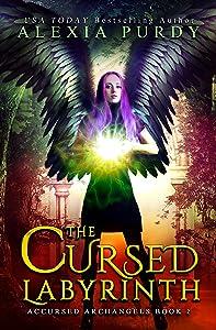 The Cursed Labyrinth: A Dark Paranormal Reverse Harem Urban Fantasy (Accursed Archangels #2)