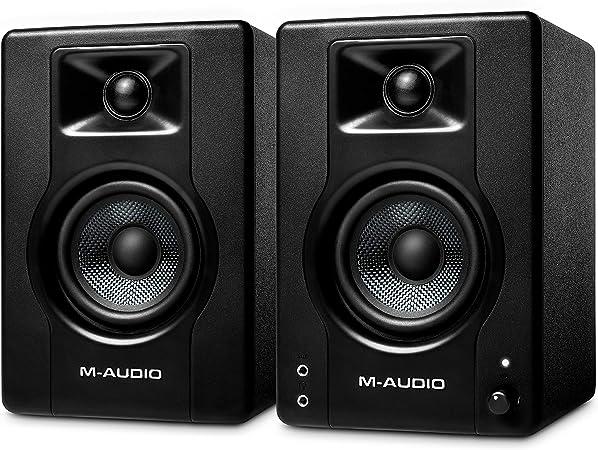M-Audio BX3 Pair - Par de Monitores de estudio / Altavoces ...