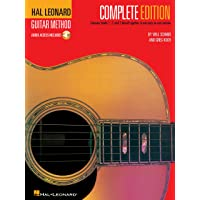 Hal Leonard Guitar Method,  - Complete Edition: Books 1, 2 and 3 with Audio
