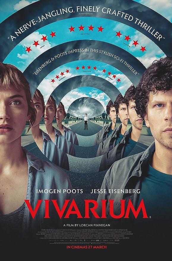 Amazon.com: Movie Poster Vivarium (2020) 13 in x 19 in Poster ...