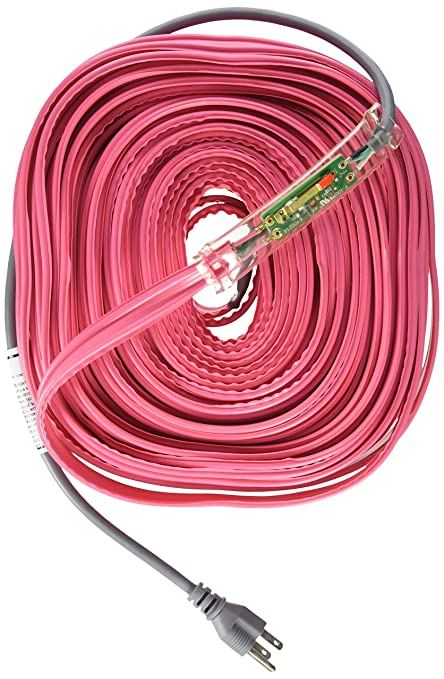 WRAP-ON Pipe Heating Cable - 80-Feet 120 Volt Built-  sc 1 st  Amazon.com & Amazon.com: WRAP-ON Pipe Heating Cable - 80-Feet 120 Volt Built-in ...