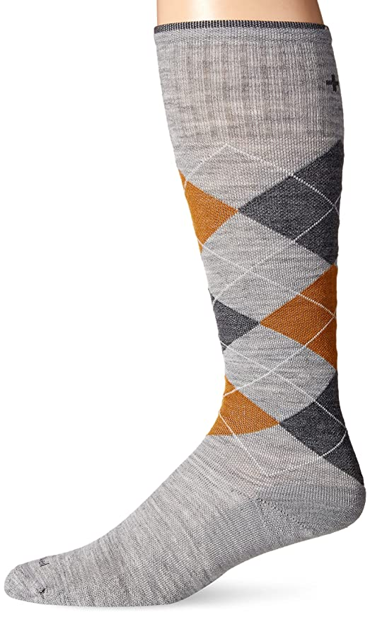 Men's Argyle Moderate (15-20 mmHg)