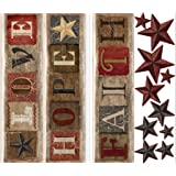 Wall Pops WD1359 Country Wall Decals