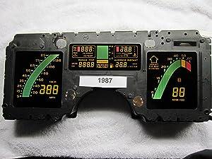 Corvette Digital dash instrument Cluster C4