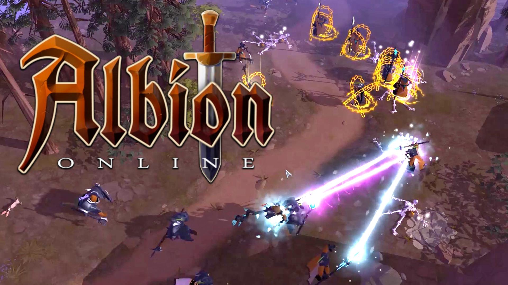 Albion Online Amazon