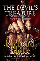 The Devil's Treasure (The Byzantine Saga Book 4) Kindle Edition