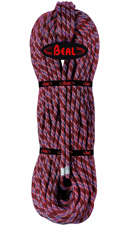 Beal Diablo Unicore Seil für einfache rot rot 9,8 mm x 60 m