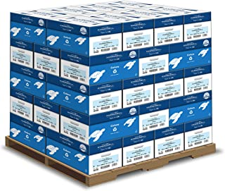 product image for Hammermill Colored Paper, 20 lb Blue Printer Paper, 8.5 x 11-1 Pallet, 40 Cases (200,000 Sheets) - Made in the USA, Pastel Paper