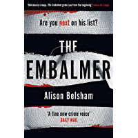 The Embalmer: A gripping new thriller from the international bestseller (Mullins & Sullivan 3) (English Edition)